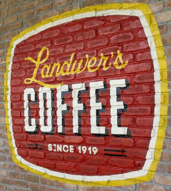 ציורי קיר לרשת בתי קפה לנדבר
